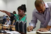Néia da Uniniorte e Adolfo Segurança tomam posse na Câmara Municipal