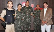 Tenente Gerson Machado toma posse como chefe da 22ª Delegacia do Serviço Militar