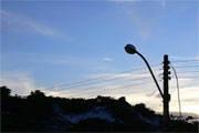 Prefeituras serão responsáveis pela iluminação pública