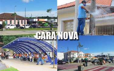 Prefeitura inicia retirada de postes antigos da avenida Antônio Carlos