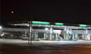 PM prende autor de furto a posto de gasolina