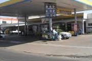 Assalto a posto de gasolina no Centro