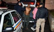 PM prende autores de assalto em posto de gasolina no Centro