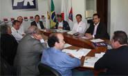Aracely recebe membros do PR em reunião da Executiva Mineira