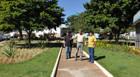 Praça Dom Bosco é totalmente reformada