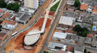 Revitalização do Centro de Araxá já caminha para o acabamento