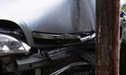Condutor embriagado danifica a Praça São Domingos