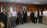 Governador se reúne com Bosco e prefeitos da Ampla
