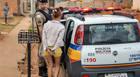Jovem é presa com maconha e cocaína que seriam levadas para Santa Rosa da Serra