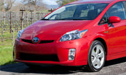 Toyota anuncia Prius para 2012