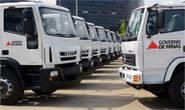 Vice-governador entrega 79 veículos para municípios mineiros