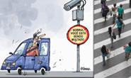 Radares registram média de mais de 800 multas por mês
