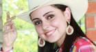 Michele Borges é eleita rainha da Expoaraxá