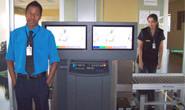 Aeroporto recebe moderno equipamento para inspeção de bagagens