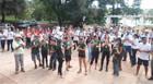 Rally a Pé: Aventura ao ar livre no Barreiro