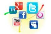 Quase 80% dos jovens com acesso à internet mantêm perfil em redes sociais