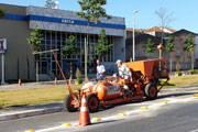 Asttran reabre retorno na avenida Antônio Carlos