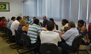 """Câmara recebe visita da coordenadora do Programa """"Ver Minas"""" em Araxá"""