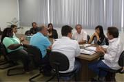 Câmara recebe construtora para prestação de contas sobre melhorias no Jardim das Oliveiras