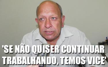 Roberto critica atitudes do prefeito, mas diz que vai continuar na busca pelo consenso