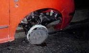 PM pega autores que furtaram rodas de carro estacionado