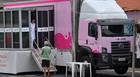 Secretaria Municipal de Saúde prorroga permanência da carreta da mamografia em Araxá