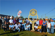 Rotary Club Araxá Norte comemora 35 anos