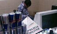 Homem é preso com mais de 450 produtos furtados