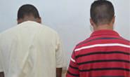 PM prende bandidos envolvidos em roubo de caminhonete