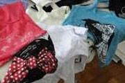 Lojista flagra tentativa de furto de roupas