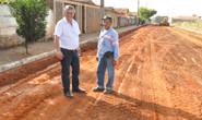 Rua Luiz Teixeira Vale terá novo asfalto e base