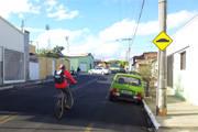 Rua Rio Branco recebe quebra-molas