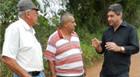 Secretário faz levantamento de pontos críticos nas estradas rurais