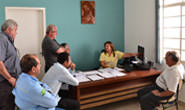 Comissão de Educação, Cultura e Saúde visita Santa Casa