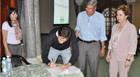 Sebrae e prefeitura renovam convênio para Turismo de Bem-Estar 2011