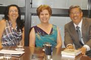 Jeová e Alda se reúnem com secretária de Estado