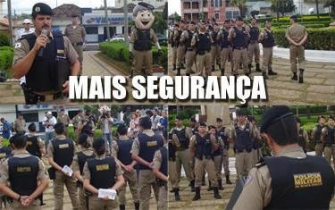 Polícia Militar lança Operação Natalina de 2011