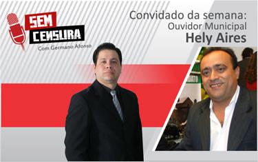 Ouvidor municipal fala sobre as reclamações recebidas pela Prefeitura de Araxá