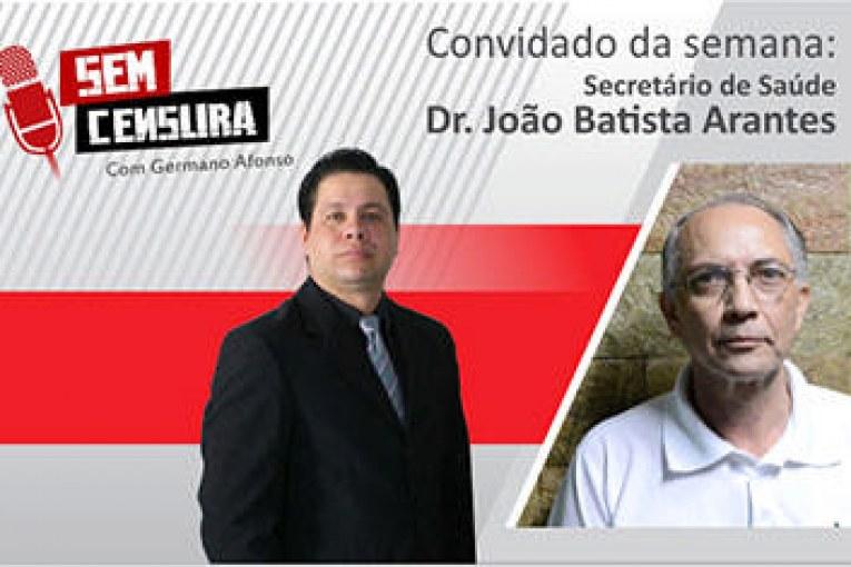 Novo Secretário de Saúde diz que precisa da ajuda dos médicos de Araxá
