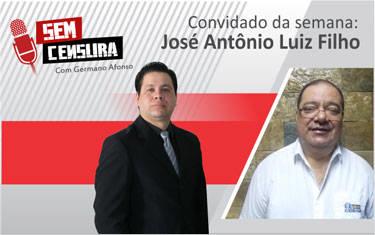 José Antônio fala da sua carreira na imprensa de Araxá