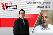 Márcio Farid quer continuar na presidência da fundação mantenedora do Uniaraxá
