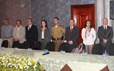 2° Seminário Regional sobre Álcool e outras Drogas é realizado em Araxá
