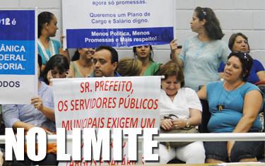 Sindicato cogita greve de servidores da Saúde por falta de acordo com a prefeitura