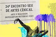 Inscrições para oficinas do Encontro Sesi de Artes Cênicas de Araxá estão abertas