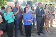 Semana da Pátria é aberta em Araxá