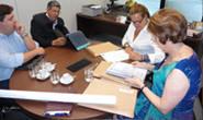 Prefeitura entrega projetos à Secretaria de Estado de Turismo