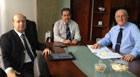 SindiComércio se reúne com presidente da CNTC em Brasília