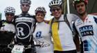 Bikers araxaenses no 6º Soca Bota em Catalão