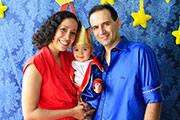 O primeiro aninho de Ariel Luiz