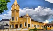 Escritório da Paróquia de Santo Antônio é alvo de furto